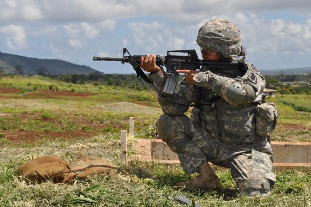 File:Infantryman Crouching.jpg