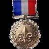 National Order of Lafayette Medal