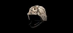 German Desert Camo Helmet