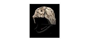 File:German Desert Camo Helmet.png