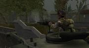 BFV ARVN TANK GUNNER