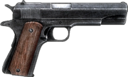 BFBC2 M1911 ICON