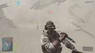 Battlefield 4 Knife Takedown Counterattack