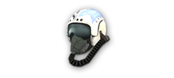 HGU Bluebolt Flight Helmet