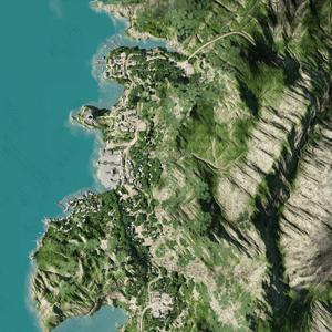 Valapariso map