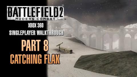 Battlefield 2 Modern Combat Walkthrough (Xbox 360) - Part 8 - Catching Flak