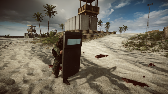 File:BF4 Shield 3pcrouchingaim.png