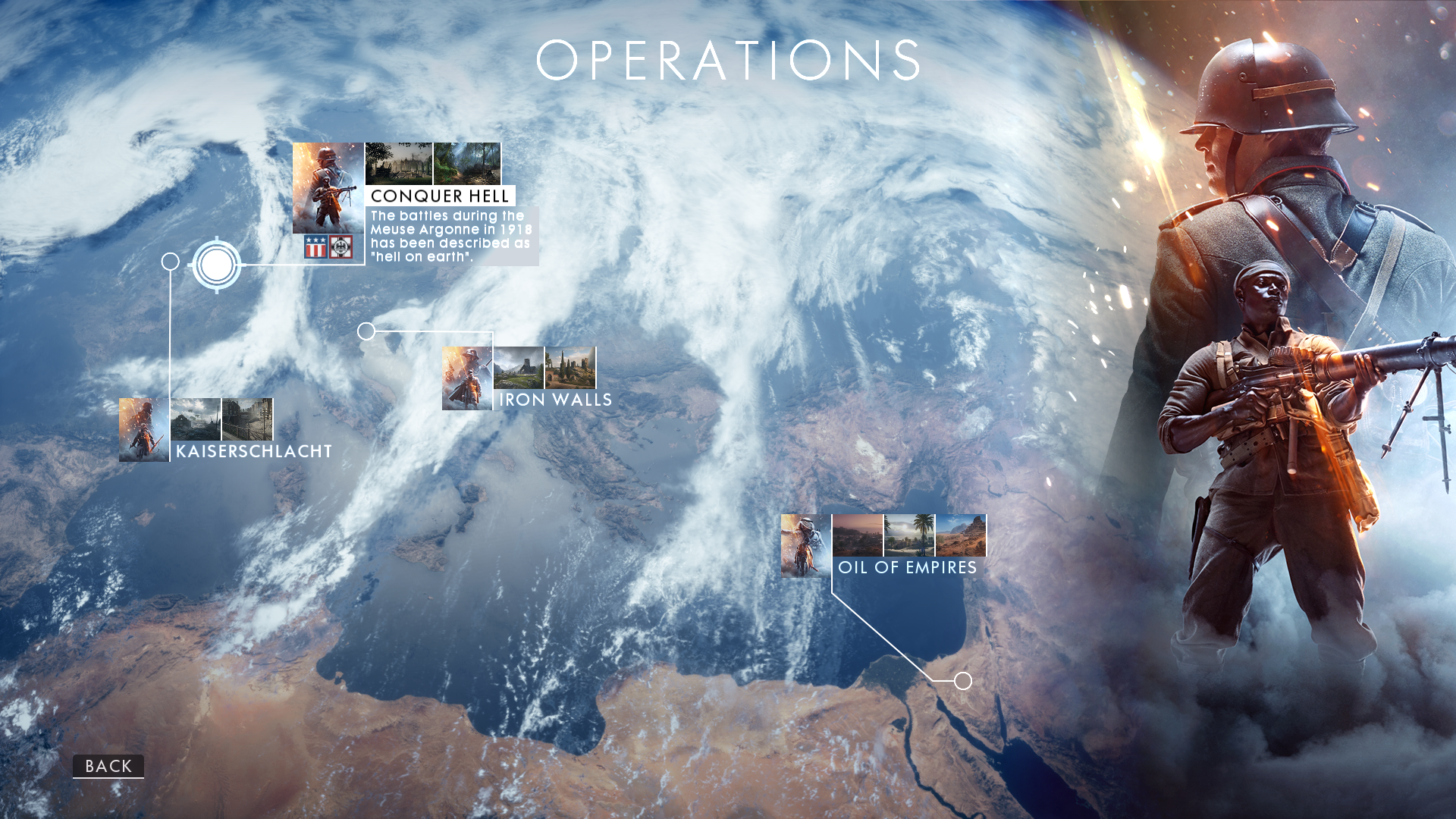Image result for battlefield 1 operations