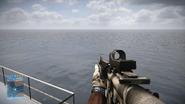 M16A3 Red Dot Sight