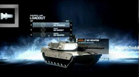 Battlefield 3 Tank Guide - Guided Shell