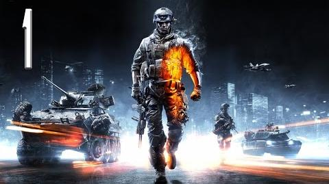 Battlefield 3 Singleplayer Walkthrough - Part 1 - Semper Fidelis