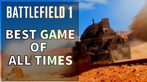 BEST GAME of ALL TIMES! Battlefield 1 (Open Beta Gameplay)