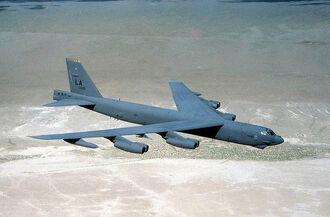 Usaf Boeing B-52