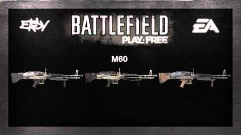 Battlefield Play4free - Machine Gun Sounds
