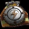 Defibrillator Medal