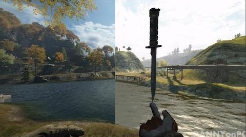 Dragon Valley 2015 - BF4 vs BF2 + TDM Dockyard Comparison (BF4 vs BF3)
