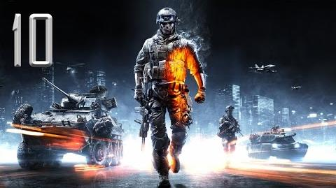 Battlefield 3 Walkthrough - Rock And A Hard Place