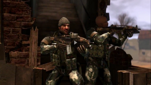 Battlefield Bad Company Teaser Trailer