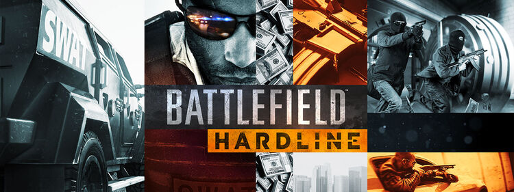 Battlefield Hardline Official Key Art