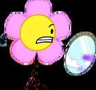 Flower's Unhappy Face