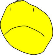 Yellow Face Frown Talk0003