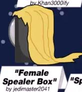 Femalespeakerbox