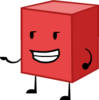 Blocky smiling