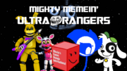 Mighty Memein' Ultra Rangers