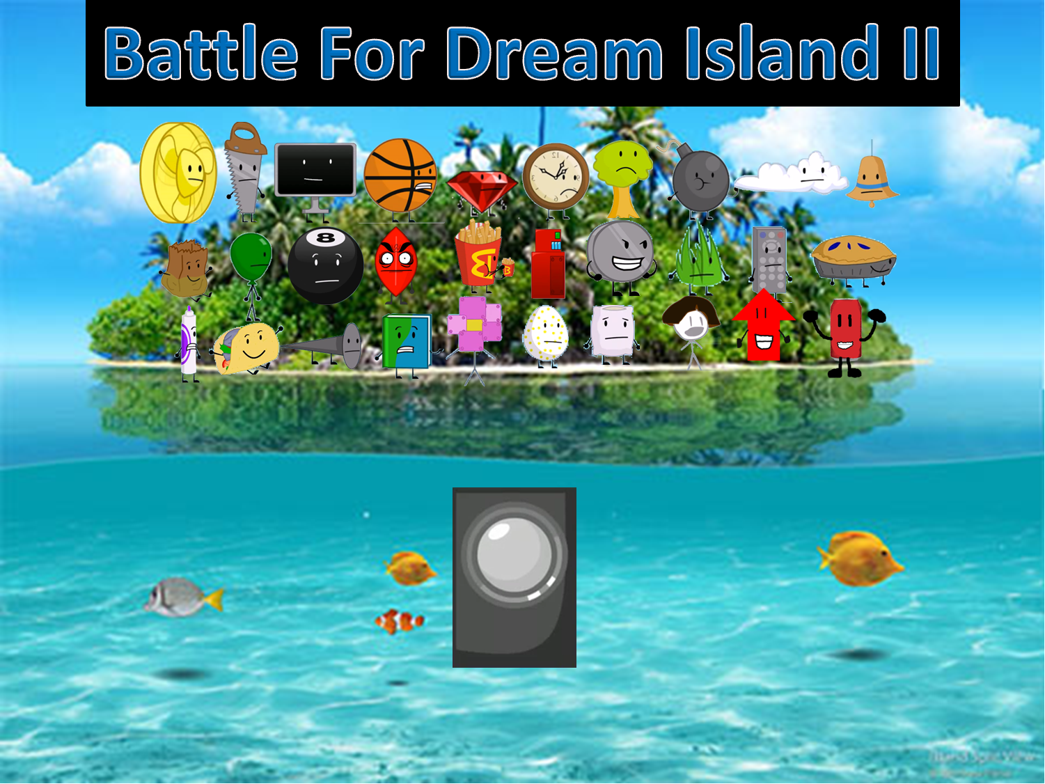 Battle For Roblox Island: Battle For Dream Island [ROBLOX] By