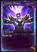 Unholy Power-0