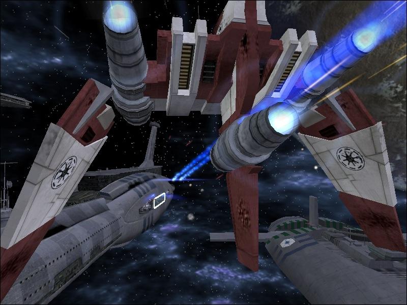 Battlefront II Mod: Battlefront Extreme | Star Wars ...