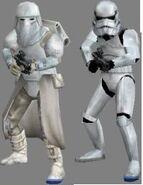 BF 1 SNow trooper storm