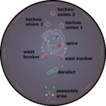 Geonosis Spire Map
