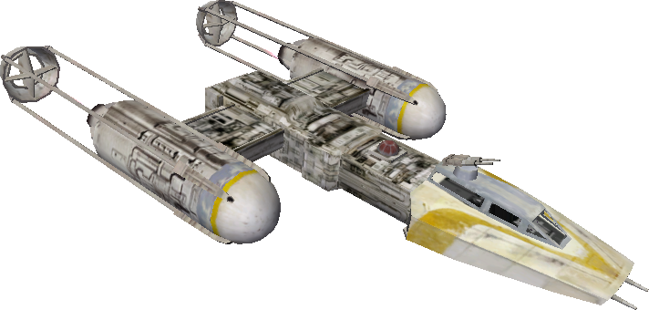 Y Wing Png Image - Y-Wing Bomber....