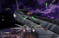 Space Coruscant