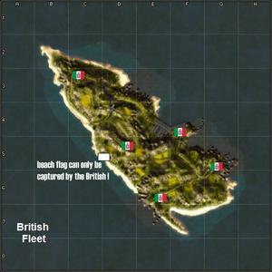 4306-Operation Corkscrew map