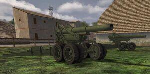 8inch howitzer m1 1