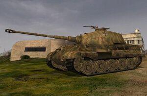 Tiger 2 h side