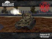 Flakpanzer IV Wirbelwind 2