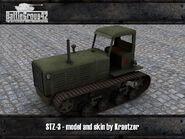 STZ-3 render