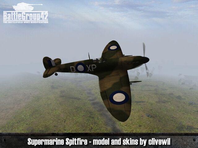 File:Supermarine Spitfire 3.jpg