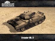 Crusader II render 1
