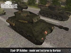 17pdr SP Achilles 1