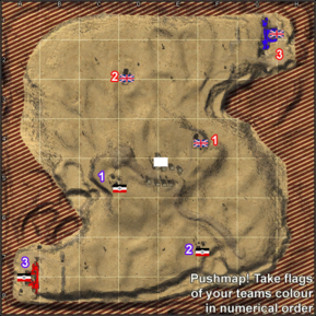 Operation Aberdeen conquest map