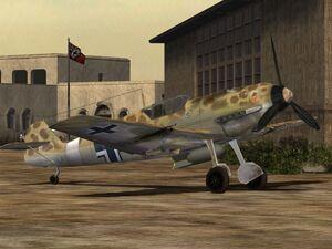 Messerschmitt Bf 109 E-3B 1