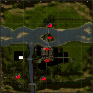4011-Wannan Incident map