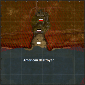 Omaha Beach co-op map