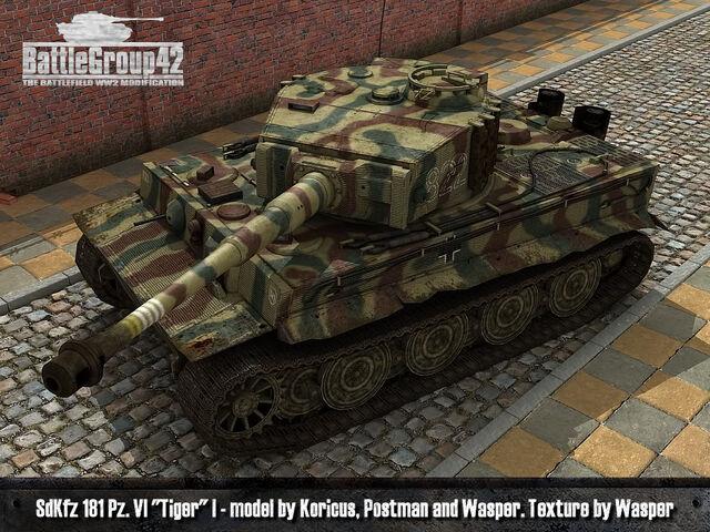 File:Tiger I late render 2.jpg
