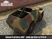 Autocarro Protetto AS37 render 3