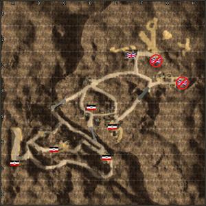 4212-Tebourba Breakthrough map